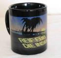 Tasse Reif für die Insel